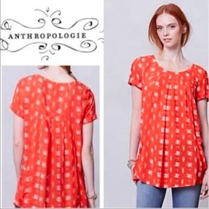 Holding Horses l Anthropologie l Pocket Tunic Top